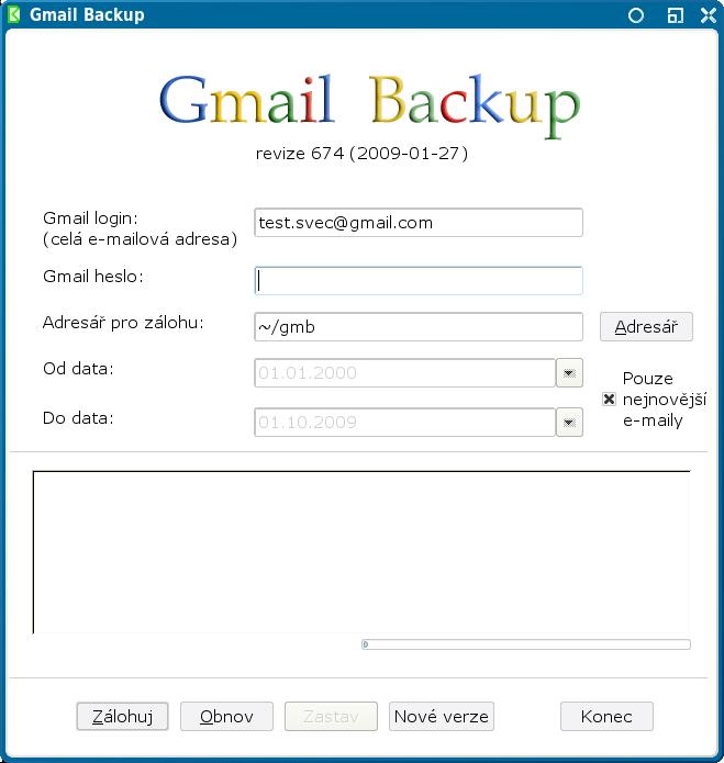 Download | Gmail Backup